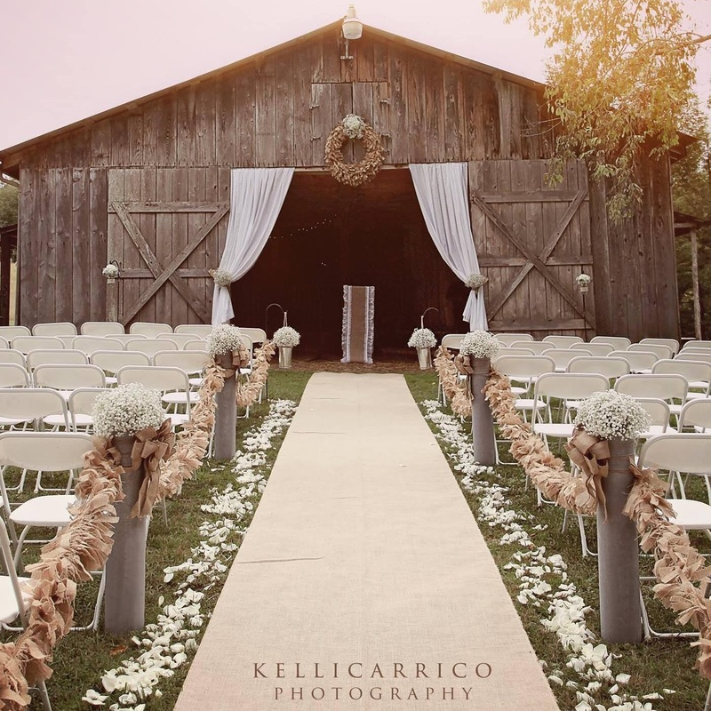 Rustic Summer Barn Weddings: West Virginia Weddings & Lodging